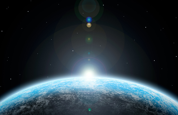 の 日 最後 地球